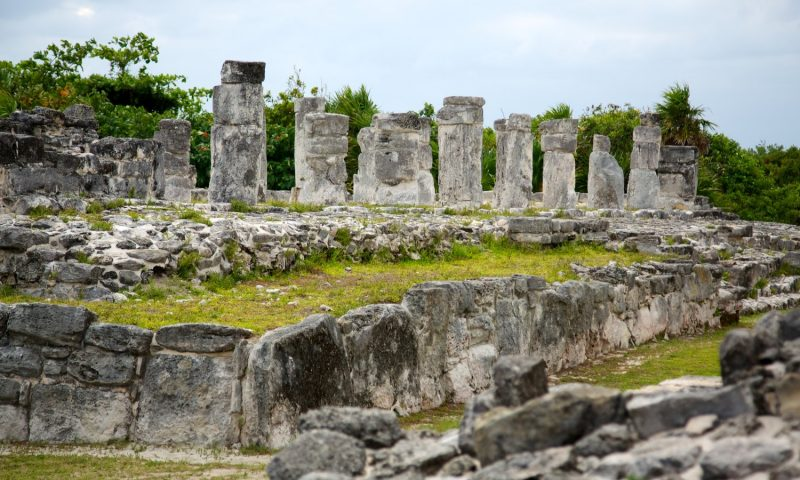 Archaeological sites not so known in the Riviera Maya