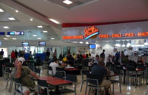 terminal 2 Cancun Airport