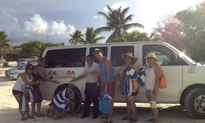 Private Excursions in  Cancun and Riviera Maya.