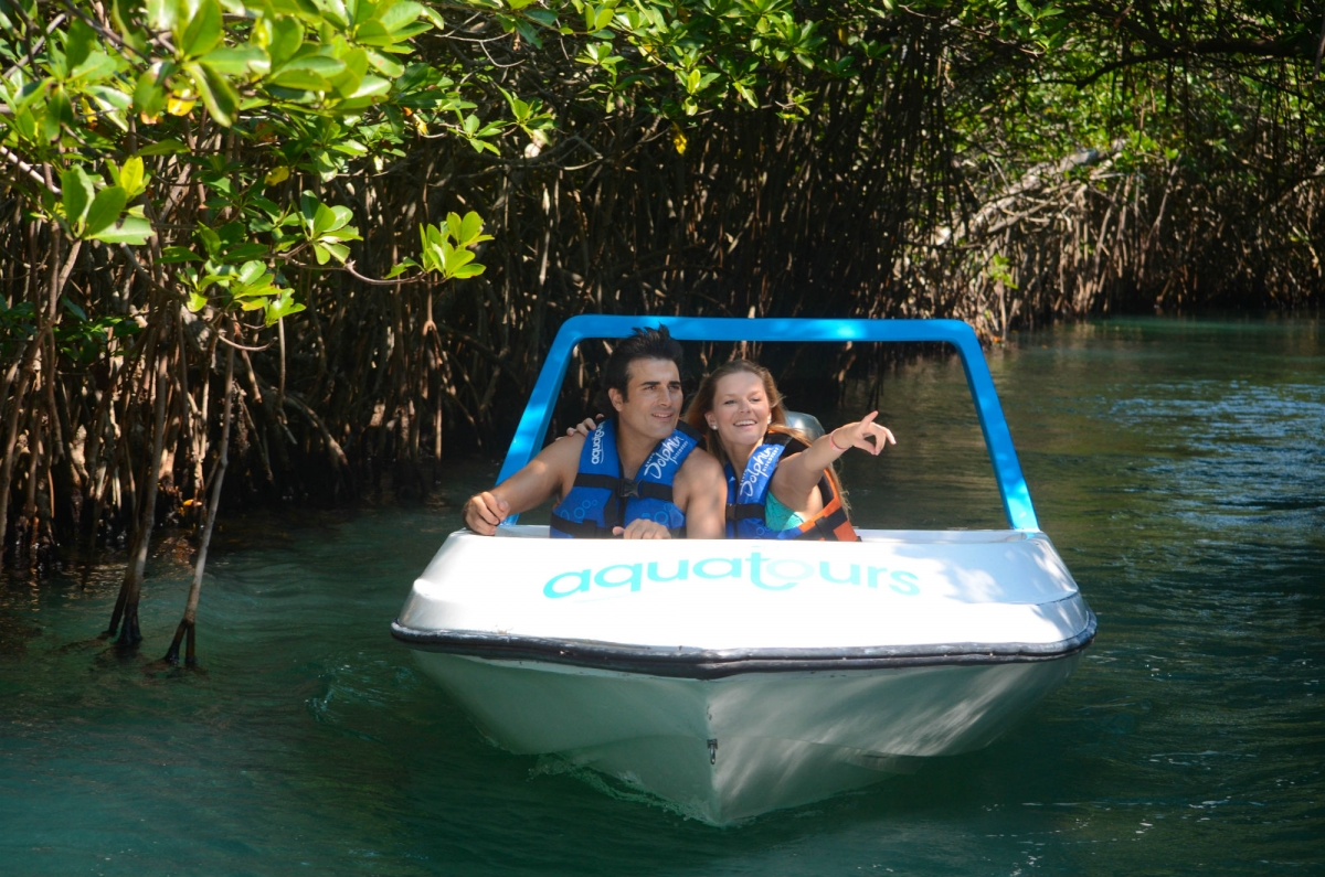 Jungle Tour in Cancun