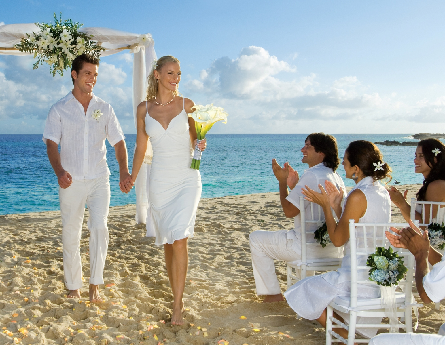 Weddings in Cancun and Riviera Maya