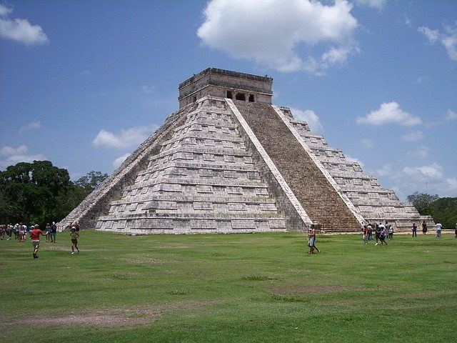Chichen itza en Excursion Privada.